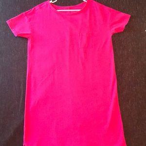 Love Hanna Tshirt dress.